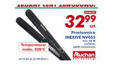 Prostownica INEXIVE NV055 @Auchan