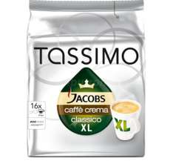 Przy zakupie dwóch op. kapsułek Tassimo, opakowanie kapsułek Milka kupisz za 1 zł.