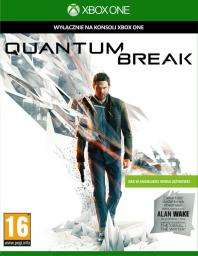 Quantum Break + Alan Wake (z DLC)  za 79 zł@Morele