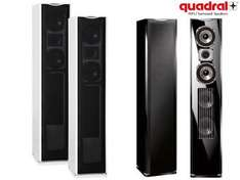 2 głośniki Quadral Platinum M50 (czarne lub białe)