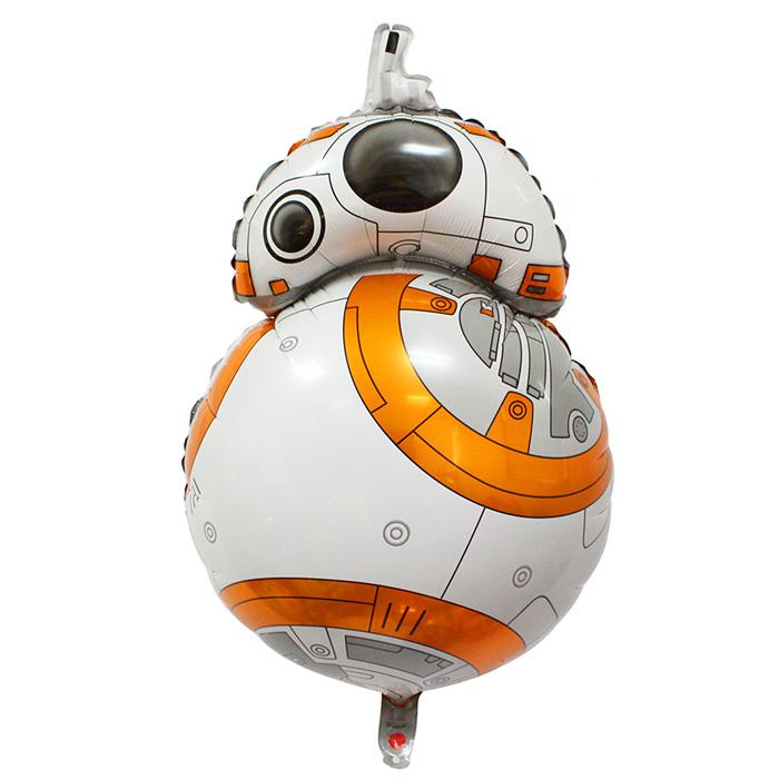 BB-8 balonik za ok. 40 groszy @ Gearbest