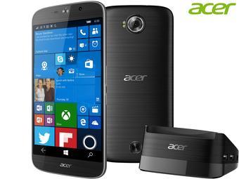 Smartfon Acer Liquid Jade Primo Continuum LTE 32 GB ze stacją dokującą PC @iBood