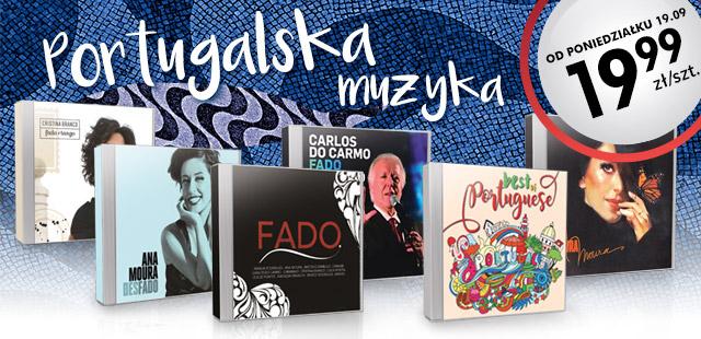 Biedronka, płyty po 19,99 (Fado, Nirvana, Lady Pank, Eric Clapton i inne)