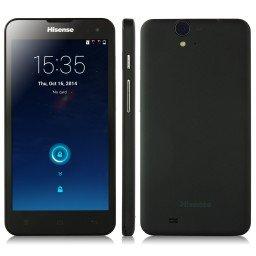 """Smartfon Hisense U971 (4 rdzenie / 5.0"""" HD IPS / 3G / GPS / Android 4.3) za ok. 285 zł @ Pandawill"""