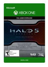 Halo 5: Guardians - Digital Deluxe Edition (Xbox One) za ok. 62zł @ CDkeys
