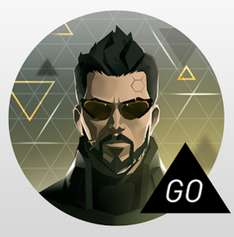 -60% za Deus Ex GO @ Google Play/ iTunes