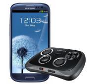 Samsung Galaxy S III Neo i9301I (niebieski) + gamepad