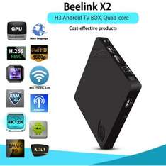 TV Box Beelink X2 4K H.265 @Gearbest