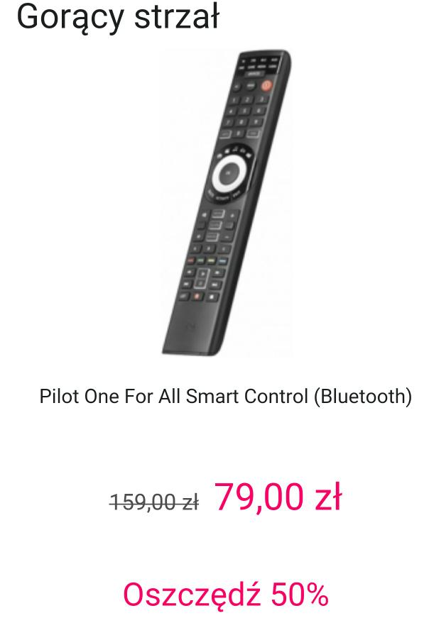 One For All Smart Control (Bluetooth) - 50% gorący strzał @x-kom