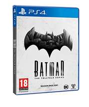Batman: The Telltale Series (PS3, PS4, X360, XONE) za ok. 102zł @ Base