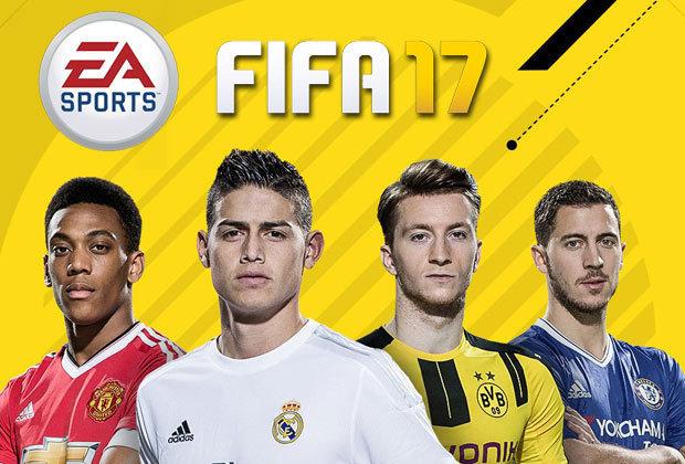FIFA 17 PC za 99 zł! Na konsole od 129 zł! - Legal!