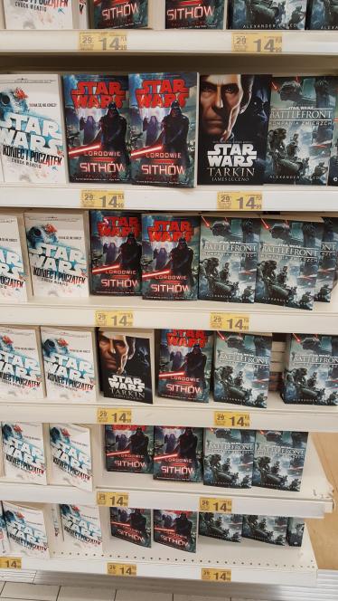 Star Wars - 3 Tytuły - Promocja