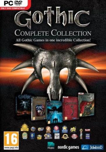 Gothic: Complete Edition - wersja cyfrowa (PC, Steam) za 15,98 zł @ Gram.pl