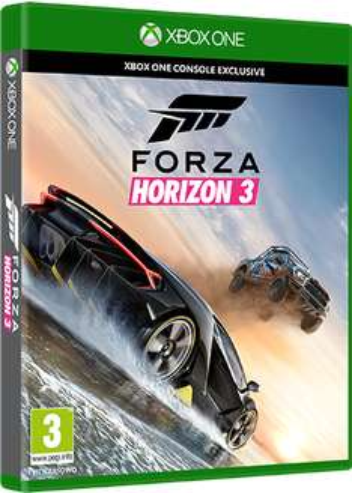 Forza Horizon 3 za 169zł XBOX ONE Komputronik