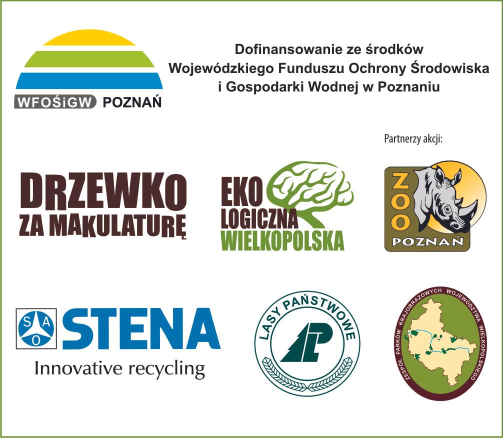 Sadzonka drzewka za 5kg makulatury @ Poznań (Stare Zoo)