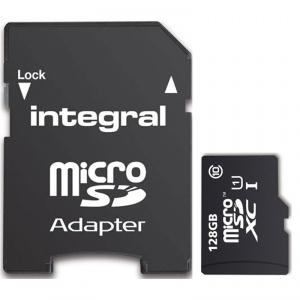 Integral 128GB Micro SDXC za ok. 95zł (80MB/s) @ MyMemory