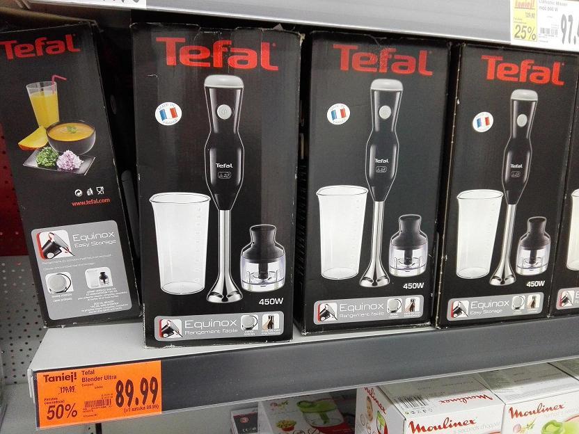Tefal Blender Ultra HB407801 450W