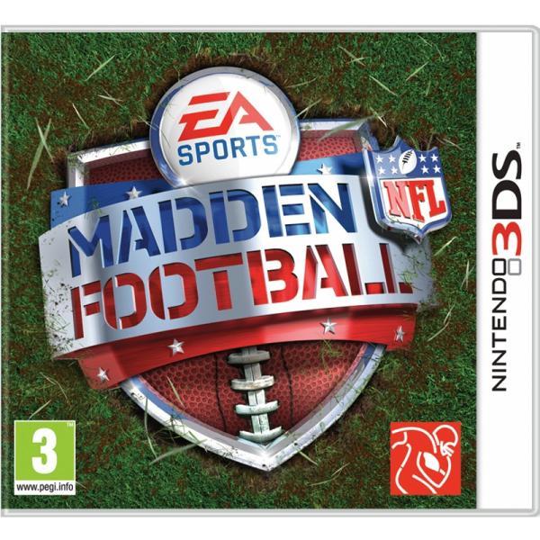 Madden NFL Football (Nintendo 3DS) za 11zł @ Zavvi