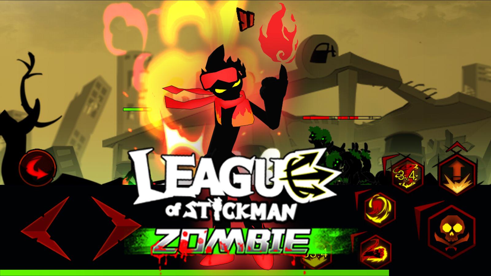 League of Stickman Zombie za 1zł @ Google Play