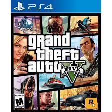 GTA V na PS4 169 zł oraz na PS3 za 79zł