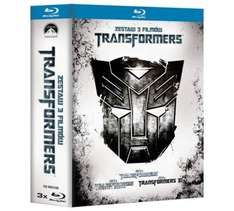 Transformers Trylogia (Blu-Ray) za 99,90zł @ Media Markt / Saturn