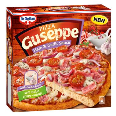 Pizza Guseppe w cenie 4,85 zł / szt. @ Kaufland