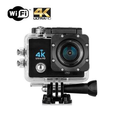 Q6 WiFi 4K Ultra HD Kamera Sportowa @Gearbest