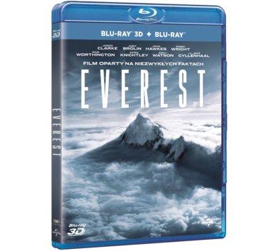 Everest 2D+3D (Blu-Ray) za 39,99zł @ Media Markt / Saturn