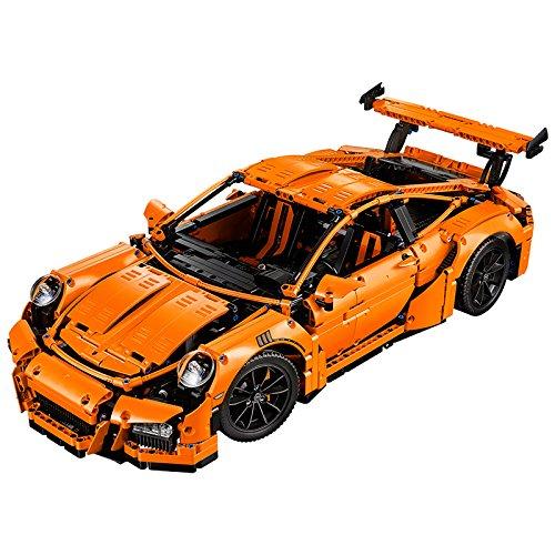 Zestaw Lego Porsche Carrera 911 GT3 RS nr 42056 za 1029zł z dostawą (2704 klocki!) @ Amazon.co.uk