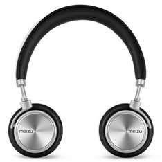 Original Meizu HD50 Hi-Fi On - Ear Headphones  -  BLACK