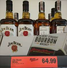 Jim Beam White 1 litr w Lidl