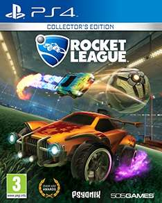 Rocket League: Collector's Edition (PS4) za ok. 88zł @ Amazon.uk