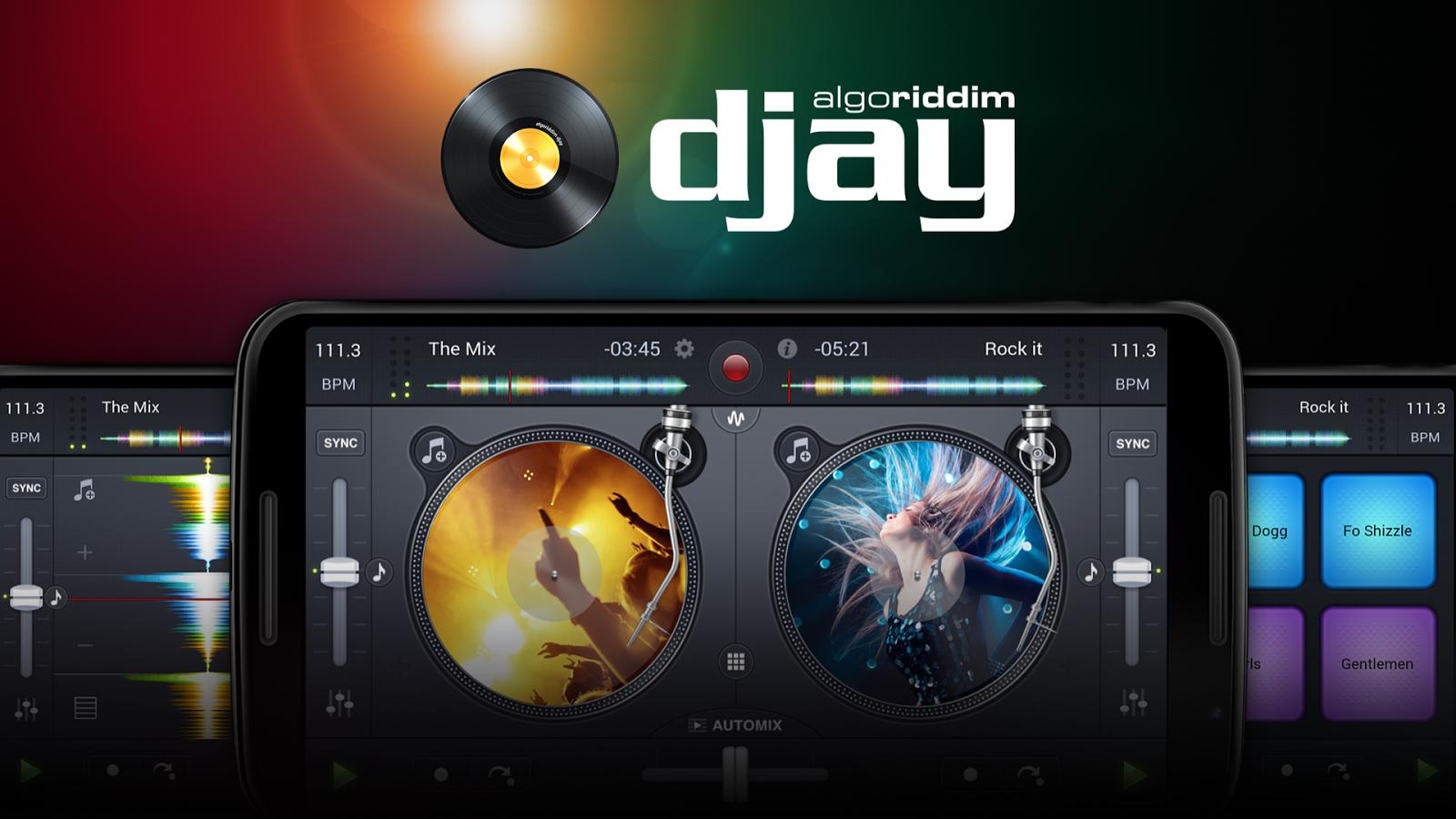 djay 2 na Androida przeceniony z ok. 12zł