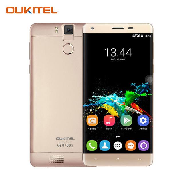 Oukitel K6000 Pro 3/32 6000mah Android 6 /  z EU (możliwe 492zł) @ aliexpress