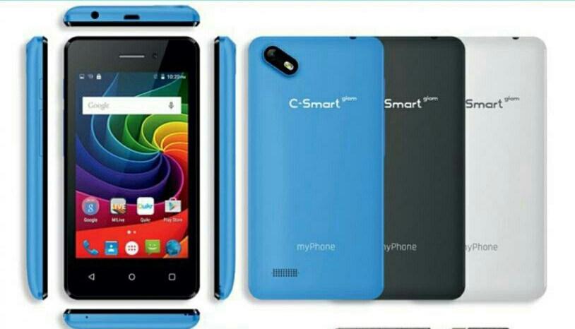 "Smartfon  myPhone C-Smart Glam za 199zł (1GB RAM, 4"", Dual Sim, Android 6.0) @ Biedronka"