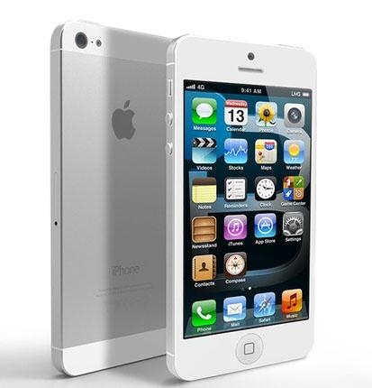 iPhone 5 16 GB (czarny lub biały) za 1269 zł @ Grupon