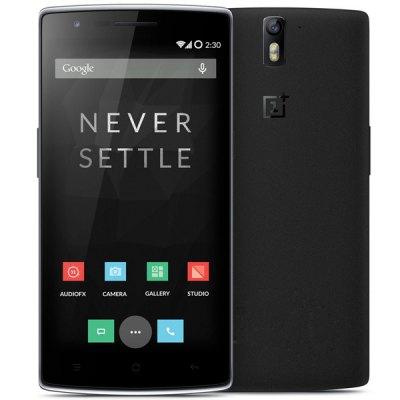 OnePlus One 64 GB (biały lub czarny) za ok. 1345 zł @ GearBest