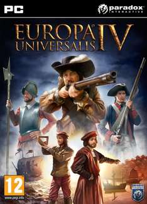 Europa Universalis IV (PC/MAC) za 29,99zł @ CDP