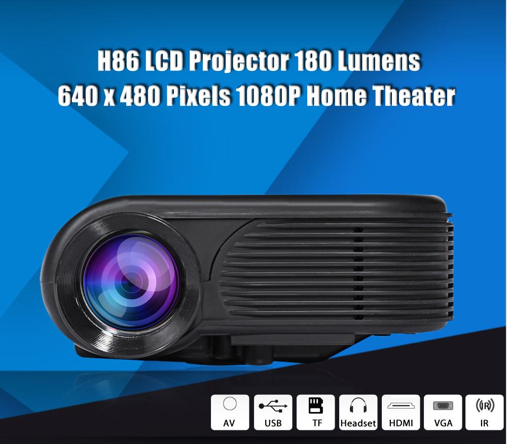 Kupon na projektor LED H86
