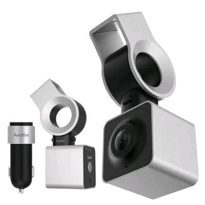 AutoBot eye Kamera samochodowa z bajerami :)
