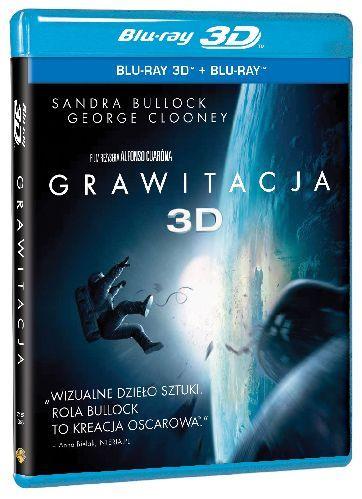Grawitacja 3D na Blu-Ray za 88,99zł @ Empik