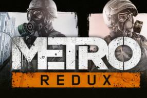 Metro Redux Bundle za ok. 32zł @ Steam