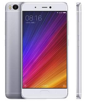 Xiaomi mi5s 3gb/64gb (snapdragon 821) srebrno biały @ banggood
