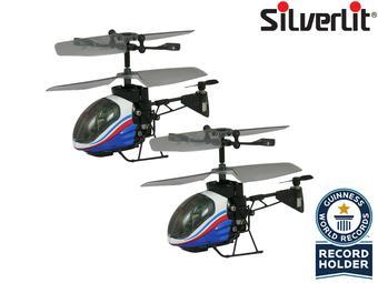 Dwupak helikopterków