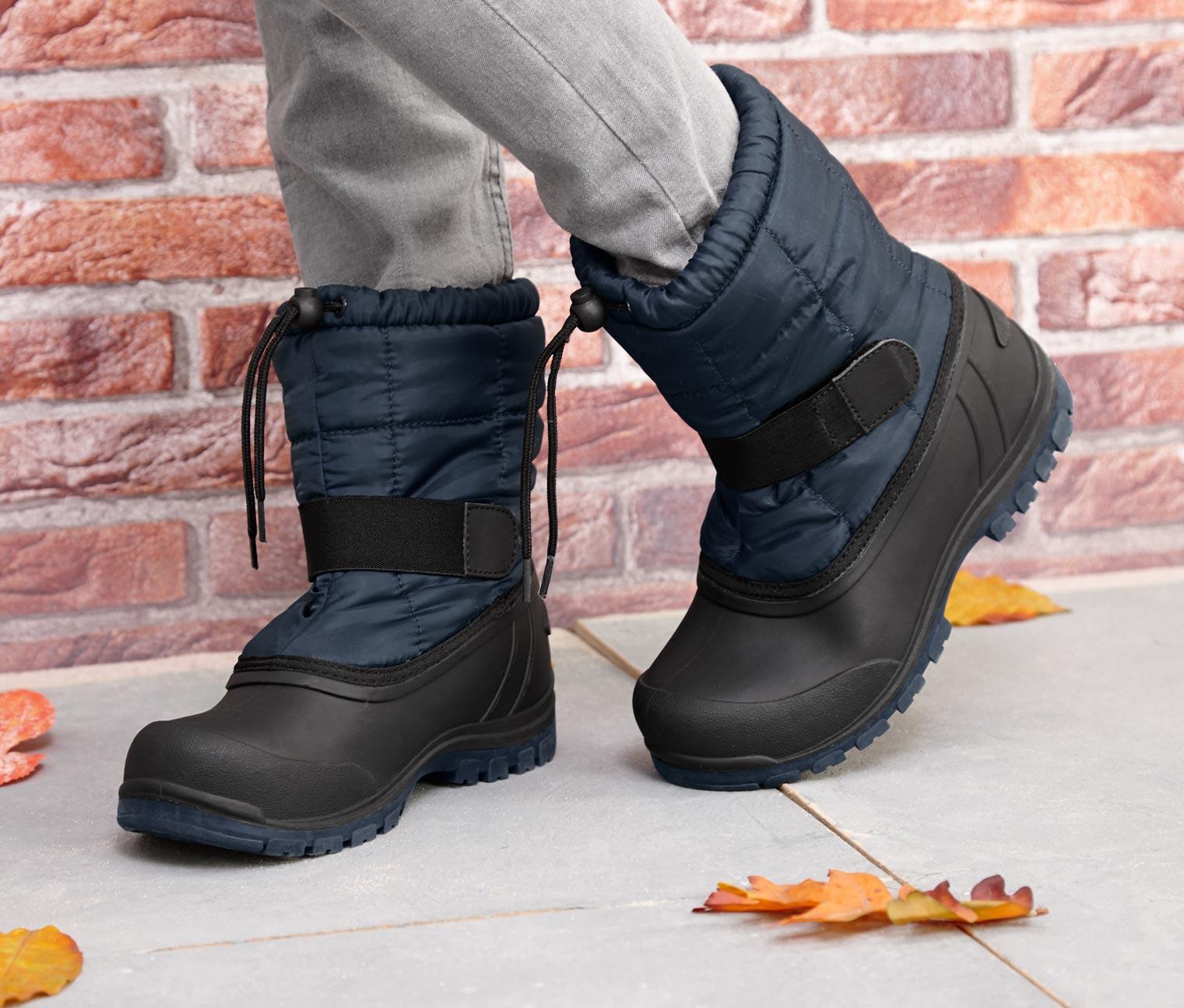 Buty dziecięce/damskie na trudne warunki za 59,95zł +darmowa dostawa @ Tchibo
