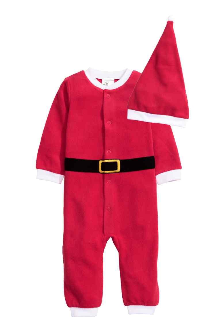 Niemowlęcy kostium Mikołaja za 23,90zł @ H&M