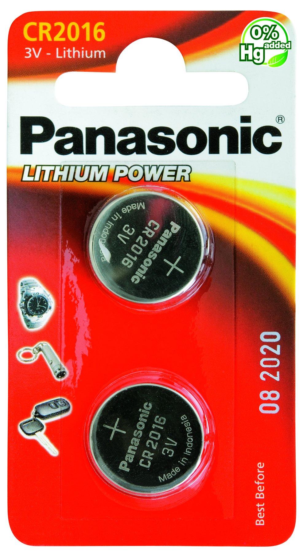 Bateryjki Panasonic 2 rodzaje 2-3 zł @Mall