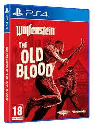 Wolfenstein: The Old Blood PS4 w niskiej cenie @PSN