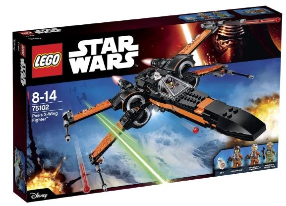 Wybrane zestawy Lego City oraz Star Wars do  100zł taniej @ Amazon.co.uk