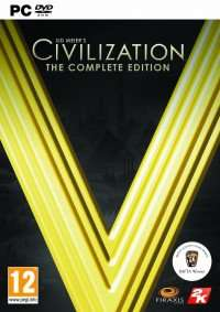 Sid Meier's Civilization V 5 - The Complete Edition PC @cdkeys
